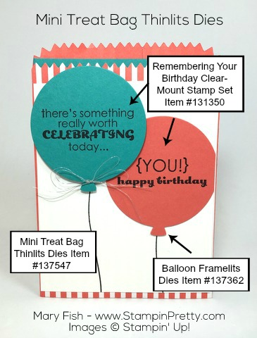 Stampin-Up-Mini-Treat-Bag-Thinlits-Dies-combine-with-Remembering-Your-Birthday-By-Mary-Fish