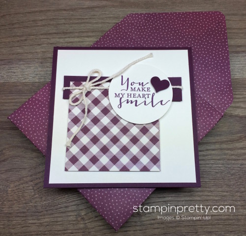 Stampin Up Timeless Love Card Ideas - Mary Fish StampinUp