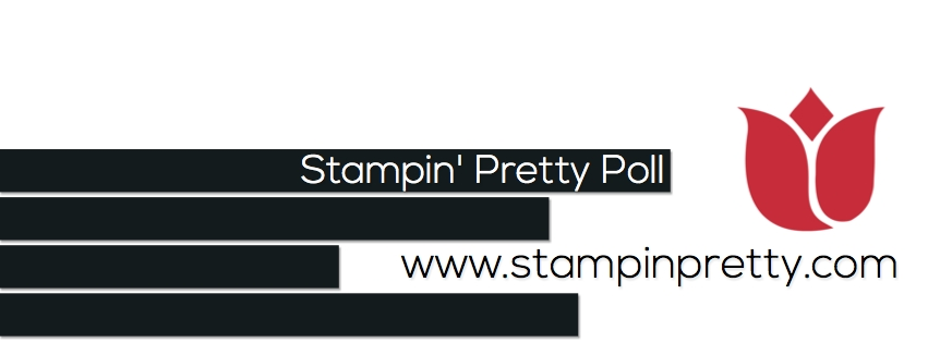 readers choice poll stampin pretty