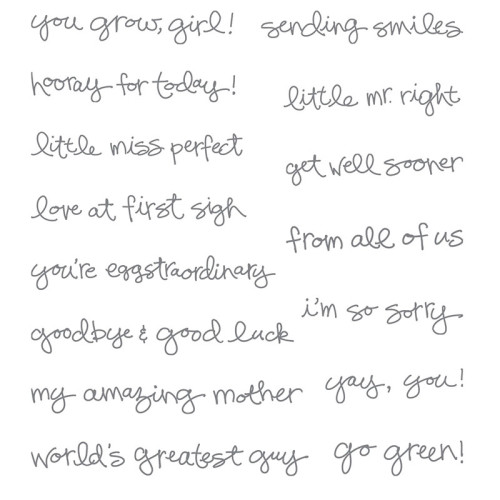 Greatest Greetings Stampin Up