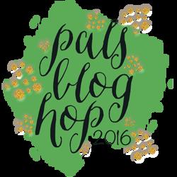 Pals Blog Hop Badge Green