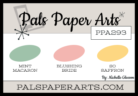 Pals Paper Arts Color Challenge PPA293