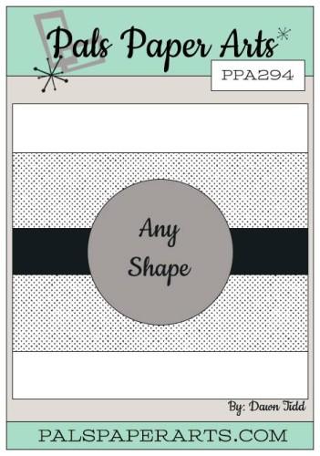 Pals Paper Arts Sketch Challenge PPA294