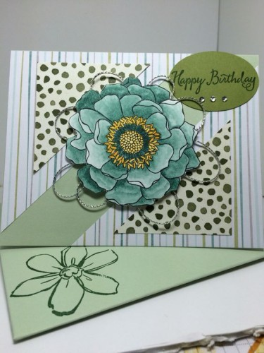 Pals Paper Crafting Card Ideas Doreen Buckmore Mary Fish Stampin Pretty StampinUp