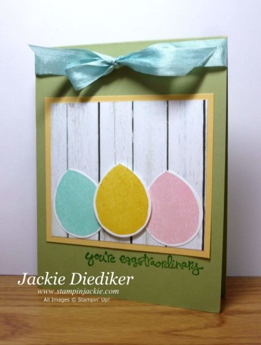 Pals Paper Crafting Card Ideas Easter Eggs Mary Fish Stampin Pretty StampinUp