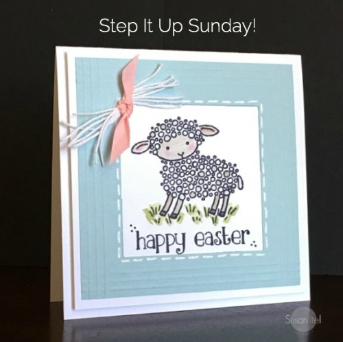 Pals Paper Crafting Card Ideas Easter Lamb Mary Fish Stampin Pretty StampinUp.jpg