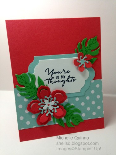 Pals Paper Crafting Card Ideas Watercolor Wishes Mary Fish Stampin Pretty StampinUp