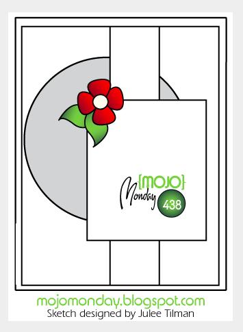 Mojo Monday Sketch Challenge MOJO438