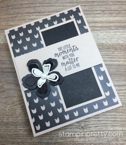 Stampin Up Friendship Love Card Idea - Mary Fish
