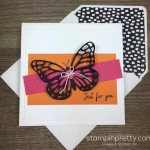 WOW! Butterfly Card & LAST DAY SALE-A-BRATION