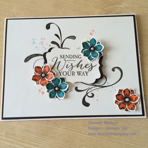 Pals Paper Crafting Card Ideas Everything Eleanor Mary Fish Stampin Pretty StampinUp