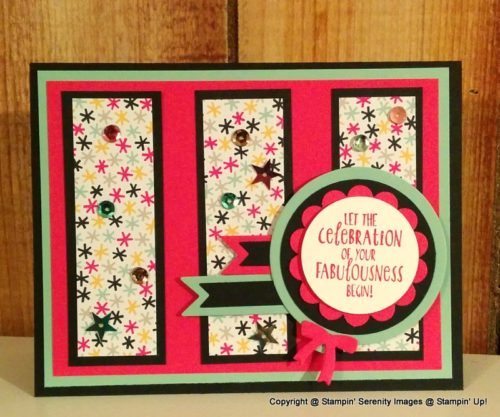 Pals Paper Crafting Card Ideas Happy Happenings Mary Fish Stampin Pretty StampinUp