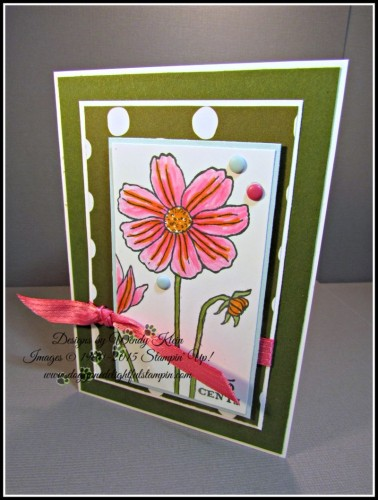 Pals Paper Crafting Card Ideas Helping Me Grow Mary Fish Stampin Pretty StampinUp