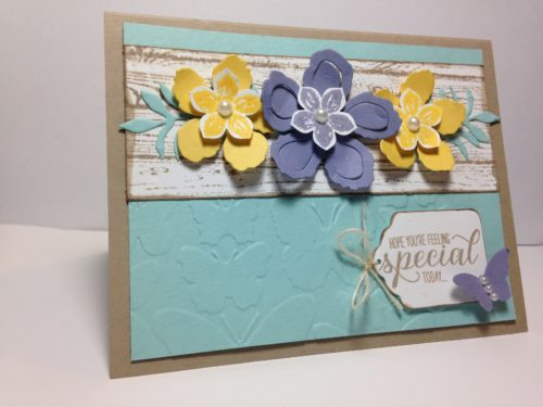Pals Paper Crafting Card Ideas Petite Petals Mary Fish Stampin Pretty StampinUp