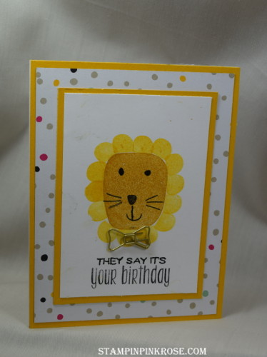 Pals Paper Crafting Card Ideas Playful Pals Mary Fish Stampin Pretty StampinUp