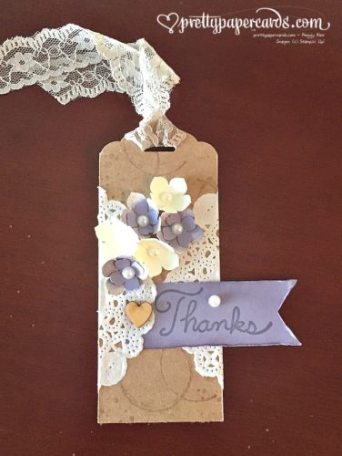 Pals Paper Crafting Card Ideas Sunburst Tag Mary Fish Stampin Pretty StampinUp