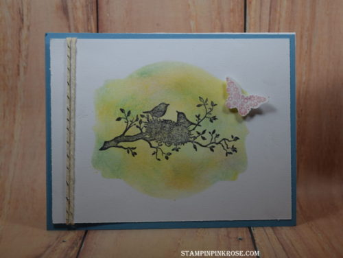 Pals Paper Crafting Card Ideas World of Dreams Mary Fish Stampin Pretty StampinUp