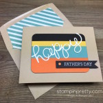 Pals Blog Hop Father's Day Card