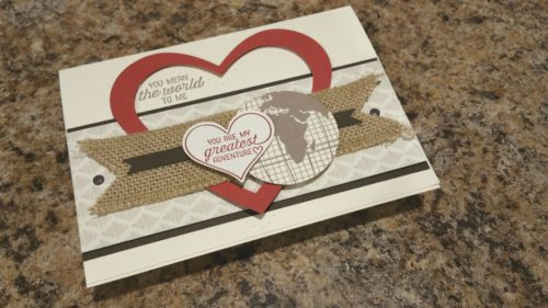 Pals Paper Crafting Card Ideas Stesha Bloodhart Mary Fish Stampin Pretty StampinUp