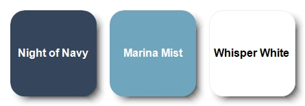 Night of Navy Marina Mist Color Mix