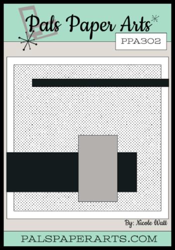 Pals Paper Arts Challenge PPA302