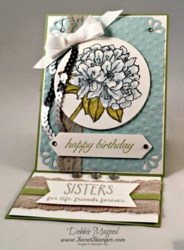 Pals Paper Crafting Card Ideas Best Thoughts2 Mary Fish Stampin Pretty StampinUp