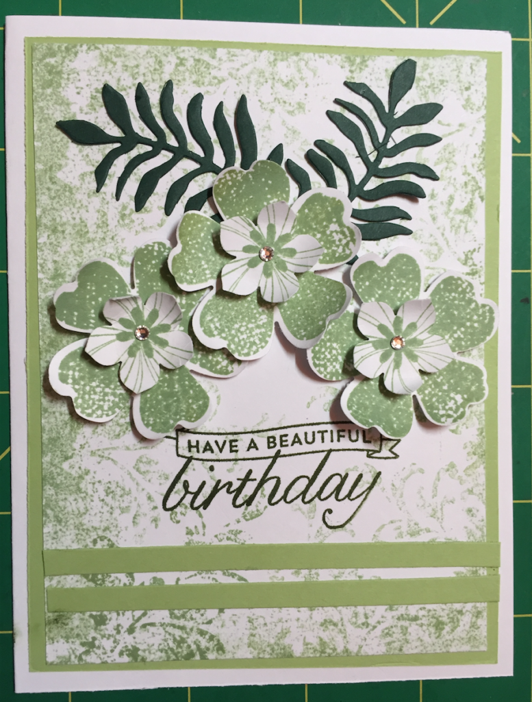 19 stampin up card ideas to inspire you stampin 39 pretty for Mary fish stampin up