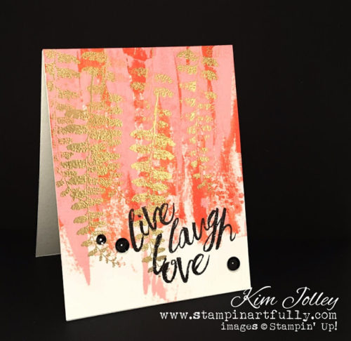 Pals Paper Crafting Card Ideas Layers of Love Mary Fish Stampin Pretty StampinUp
