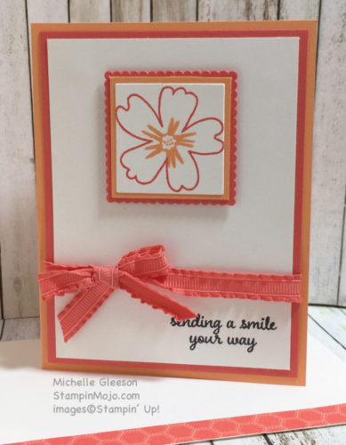Pals Paper Crafting Card Ideas Love and Affection Mary Fish Stampin Pretty StampinUp