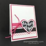A Peek at Pop of Pink Washi Tape!