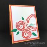 Meet Stampin' Up! Swirly Scribbles Dies