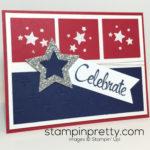Happy 4th of July & Patriotic Card Idea