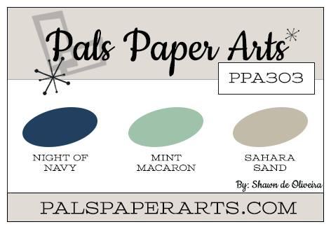 Pals Paper Arts Color Challenge