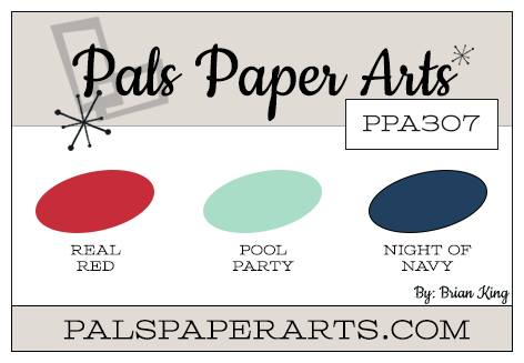 pals paper arts color challenge PPA307