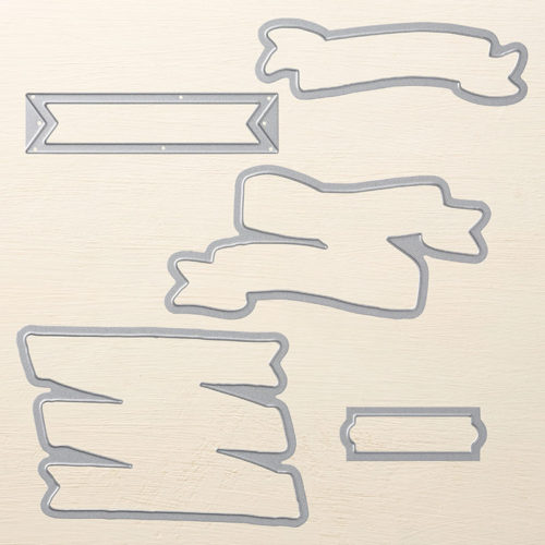 Bunch of Banners Framelits Stampin Up
