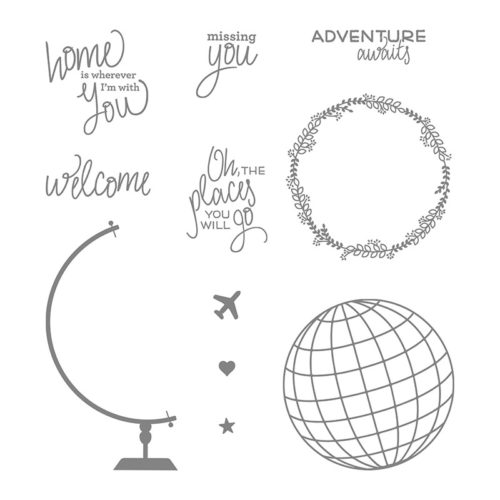 141741 Places Youll Go Stampin Up