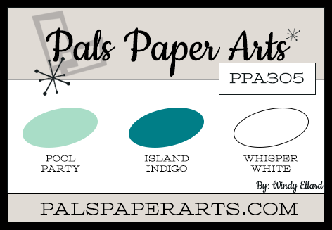 Pals Paper Arts Color Challenge PPA305