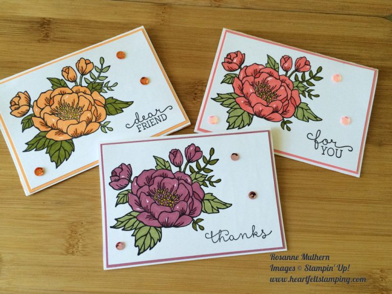 21 Cool Stampin' Up! Card Ideas & More | Stampin' Pretty
