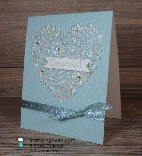 Pals Paper Crafting Card Ideas Elegant Dots Mary Fish Stampin Pretty StampinUp