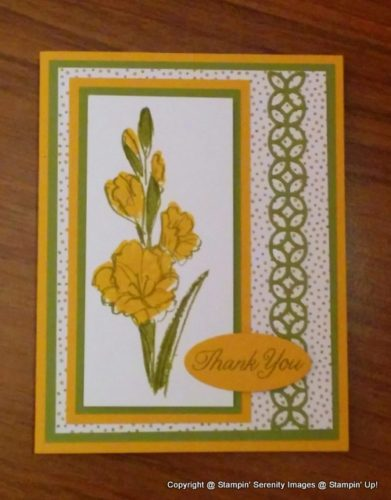 Pals Paper Crafting Card Ideas Gift of Love Mary Fish Stampin Pretty StampinUp