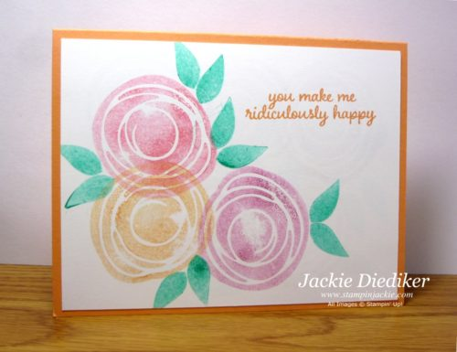 Pals Paper Crafting Card Ideas Jackie D Mary Fish Stampin Pretty StampinUp