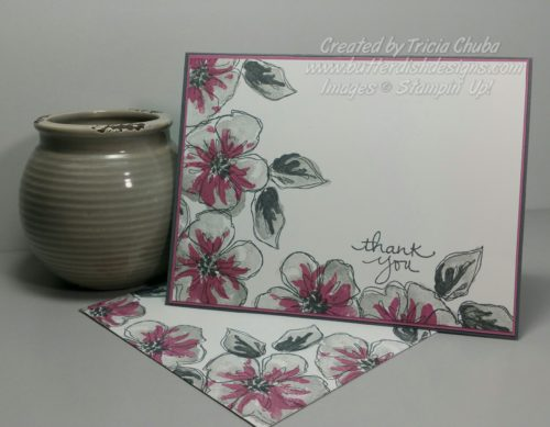 Pals Paper Crafting Card Ideas Penned and Painted Mary Fish Stampin Pretty StampinUp