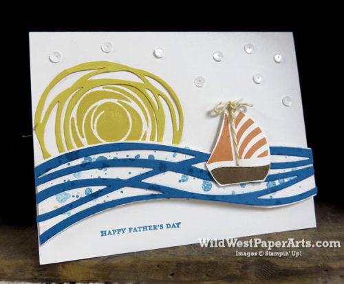 Pals Paper Crafting Card Ideas Swirly Bird Mary Fish Stampin Pretty StampinUp