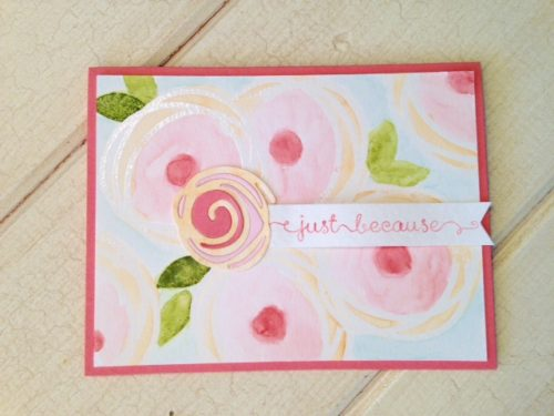 Pals Paper Crafting Card Ideas Tracy Baird Mary Fish Stampin Pretty StampinUp