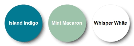 Stampin Pretty Color Mix Mint Macaron
