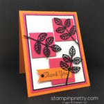 Flourish Thank You Card for PPA306