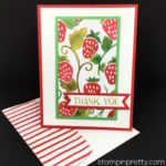 Fruit Stand Thank You Card