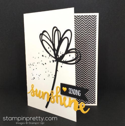 Stampin Up Sunshine Wishes & Sunshine Sayings Cards - Mary Fish StampinUp