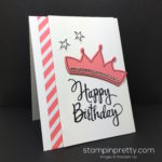"Pals Pick a ""B"" Blog Hop Birthday Card!"