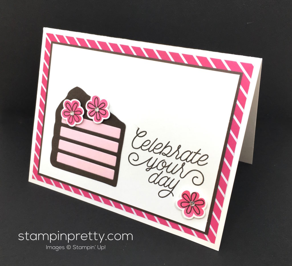 This Birthday Card Is A Piece Of Cake!